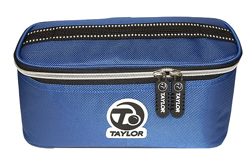 Taylor Mini 2 Bowl lift out bag Blue