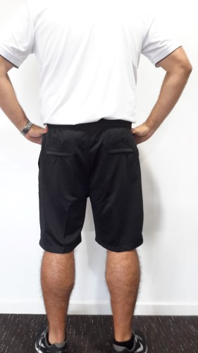 Bowlswear Australia drawstring shorts Black