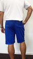 Bowlswear Australia Drawstring Shorts Royal