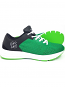 Drakes Astro Bowls Shoe Green