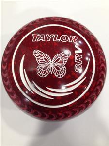 Taylor SRV Maroon/Red