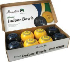 """4"""" Indoor Bowls"""