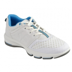Henselite Metro Shoes White