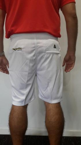 Bowlswear Australia drawstring shorts White