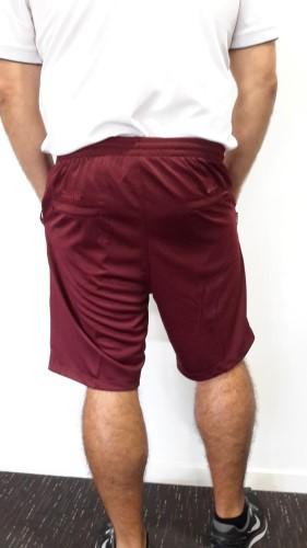 Bowlswear Australia Shorts maroon