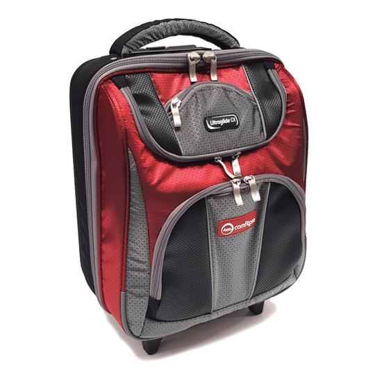 Comfit Pro CX Trolley Bag Maroon