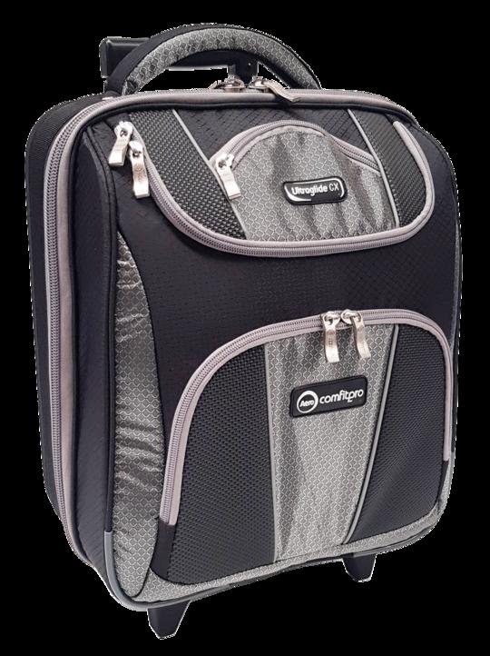 Comfit Pro CX Trolley Bag Silver