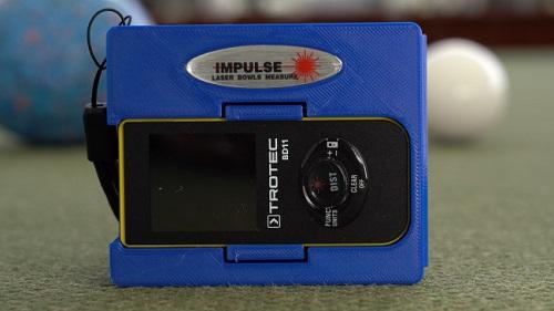 Impulse Laser Measure