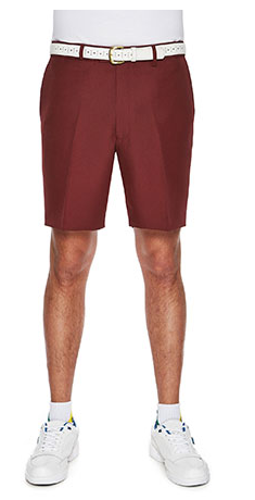 City Club Bowls Shorts Maroon