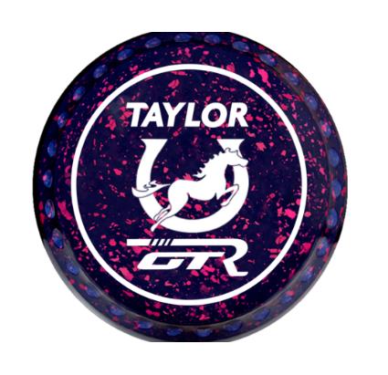 Taylor GTR Dark Blue/Magenta
