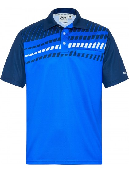 Drakes Pride Men's Alpha Polo Royal/Navy.