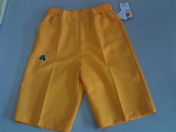Holland Park Shorts Yellow