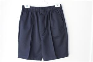 Bowlswear Australia drawstring shorts Navy