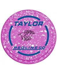 Taylor SR Pink/White Speckle