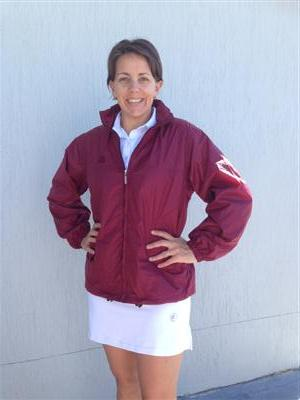Hunter Unisex Lined Rain Jacket Maroon